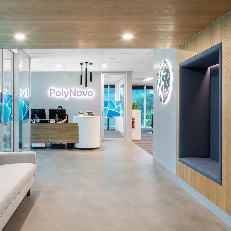 Office Fitouts Melbourne, PolyNovo | Contour Interiors
