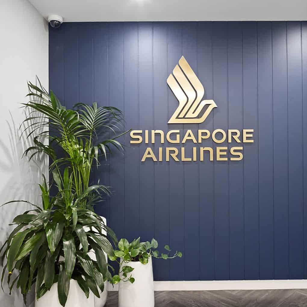 Office Fitouts Melbourne, Singapore Airlines | Contour Interiors
