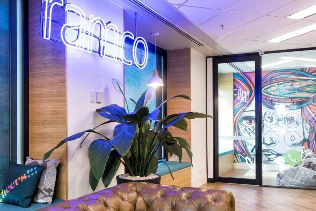Ramco Southbank | Office Interior Design Melbourne | Contour Interiors