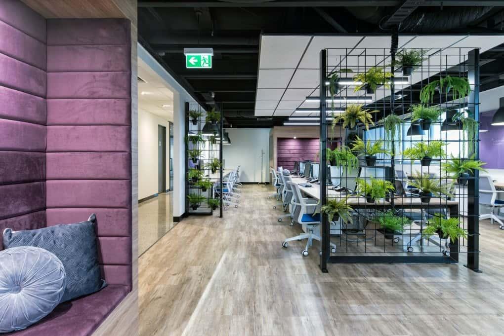 Office Fitouts Melbourne, IFS | Contour Interiors