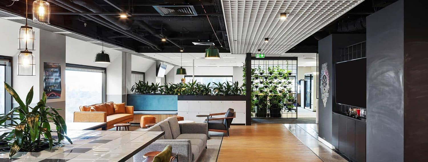 Office Fitouts Melbourne, IG Markets | Contour Interiors