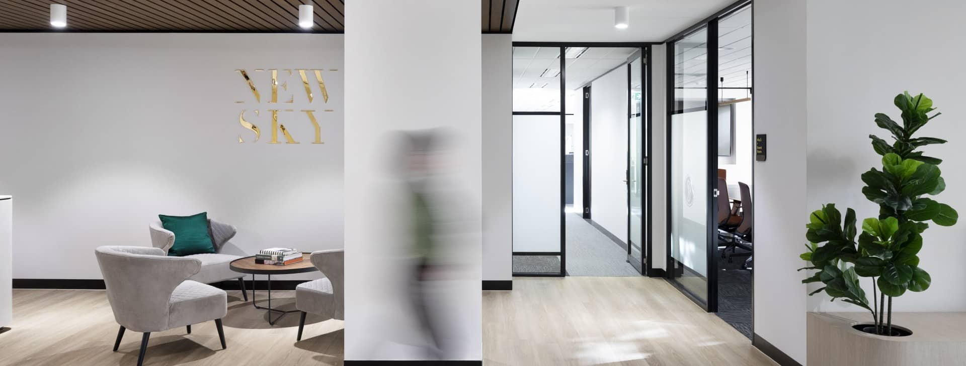 Office Fitouts Melbourne, New Sky Group | Contour Interiors