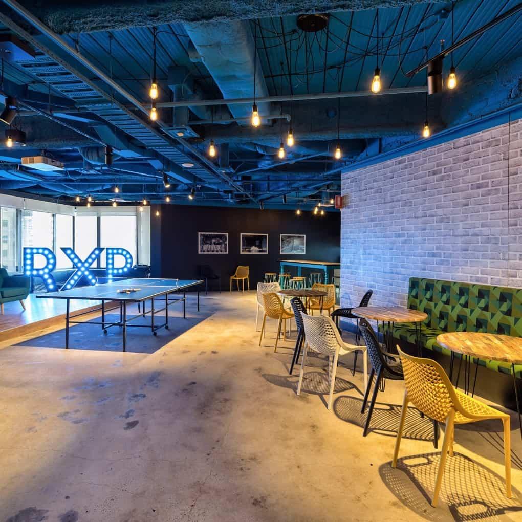 Office Fitouts Sydney, RXP | Contour Interiors