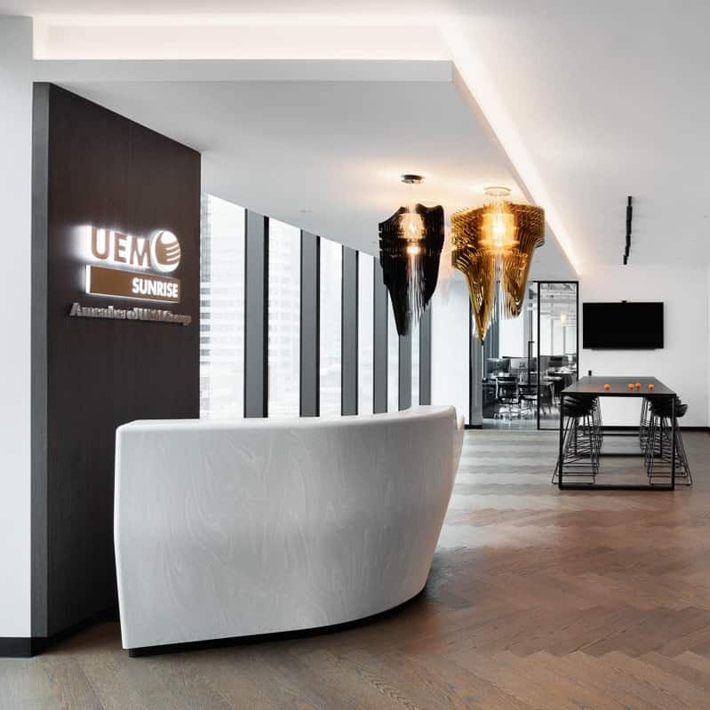 Office Fitouts Melbourne, UEM Sunrise | Contour Interiors