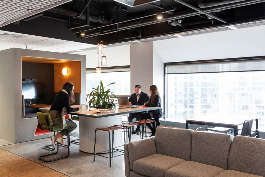 The Post-Covid Office: A Destination with a New Meaning | Contour Interiors