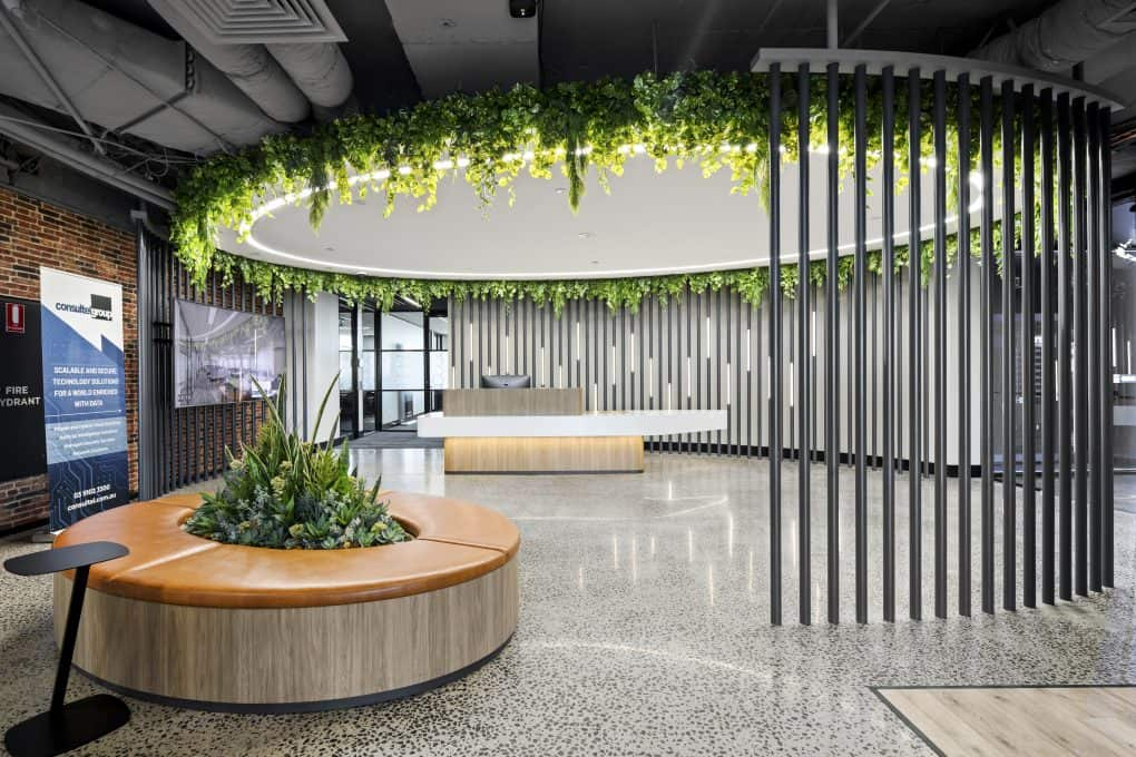 Office Fitouts, Consultel Group VIC | Contour Interiors