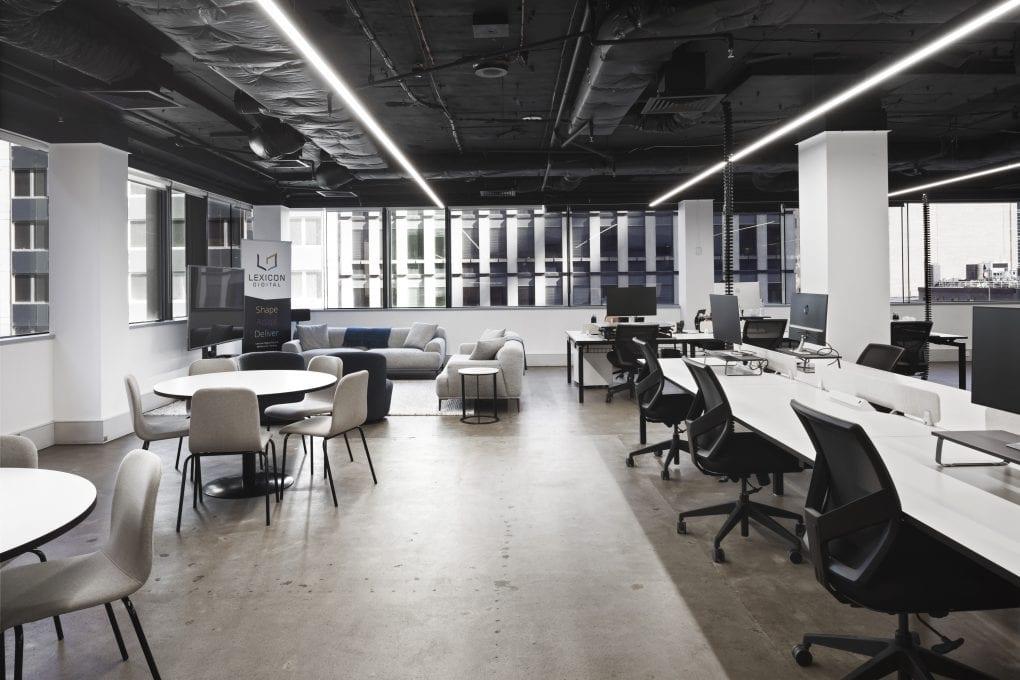 Office Fitouts Melbourne, Lexicon Digital | Contour Interiors