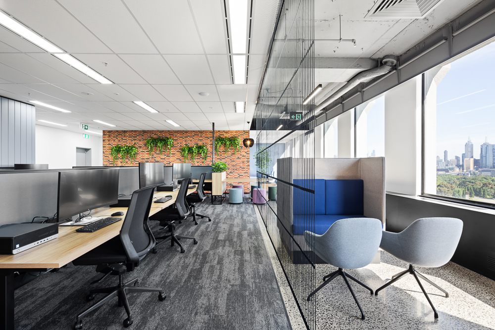 Legal Workplace Fitouts Post Covid | Contour Interiors