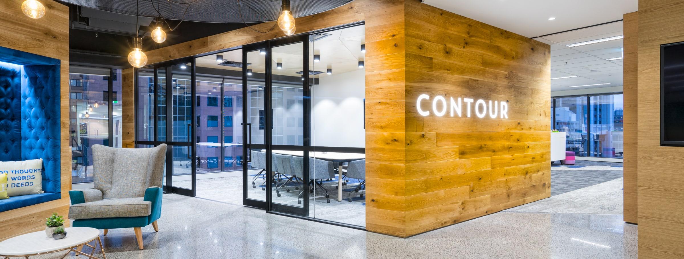 contour interiors office design