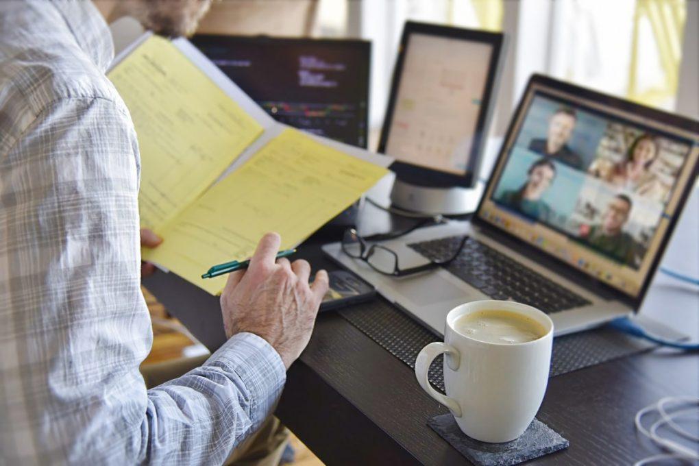 hybrid office balance flexibility productivity