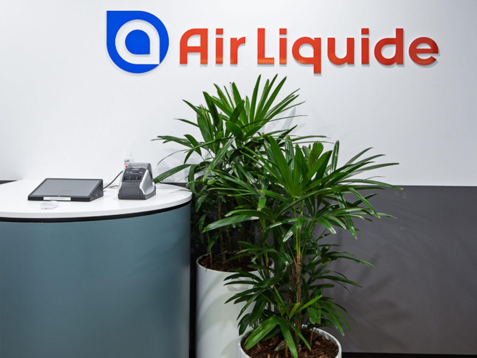 Office Fitout Melbourne, Air Liquide | Contour Interiors