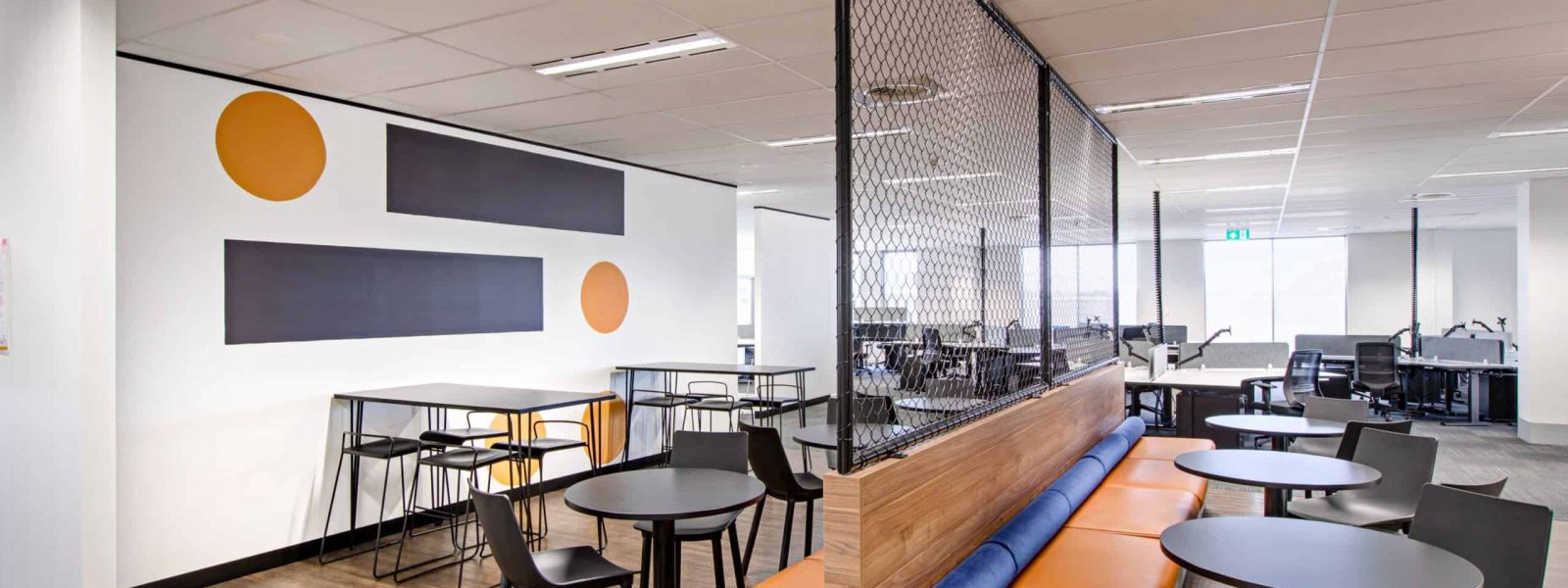 Office Fitouts Adelaide, Australian Naval Infrastructure | Contour Interiors