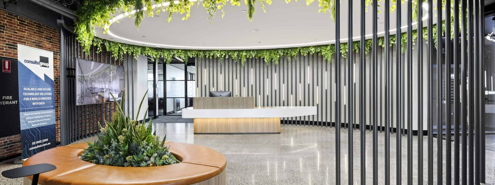 Office Fitouts, Consultel Group VIC | Contour Interiors
