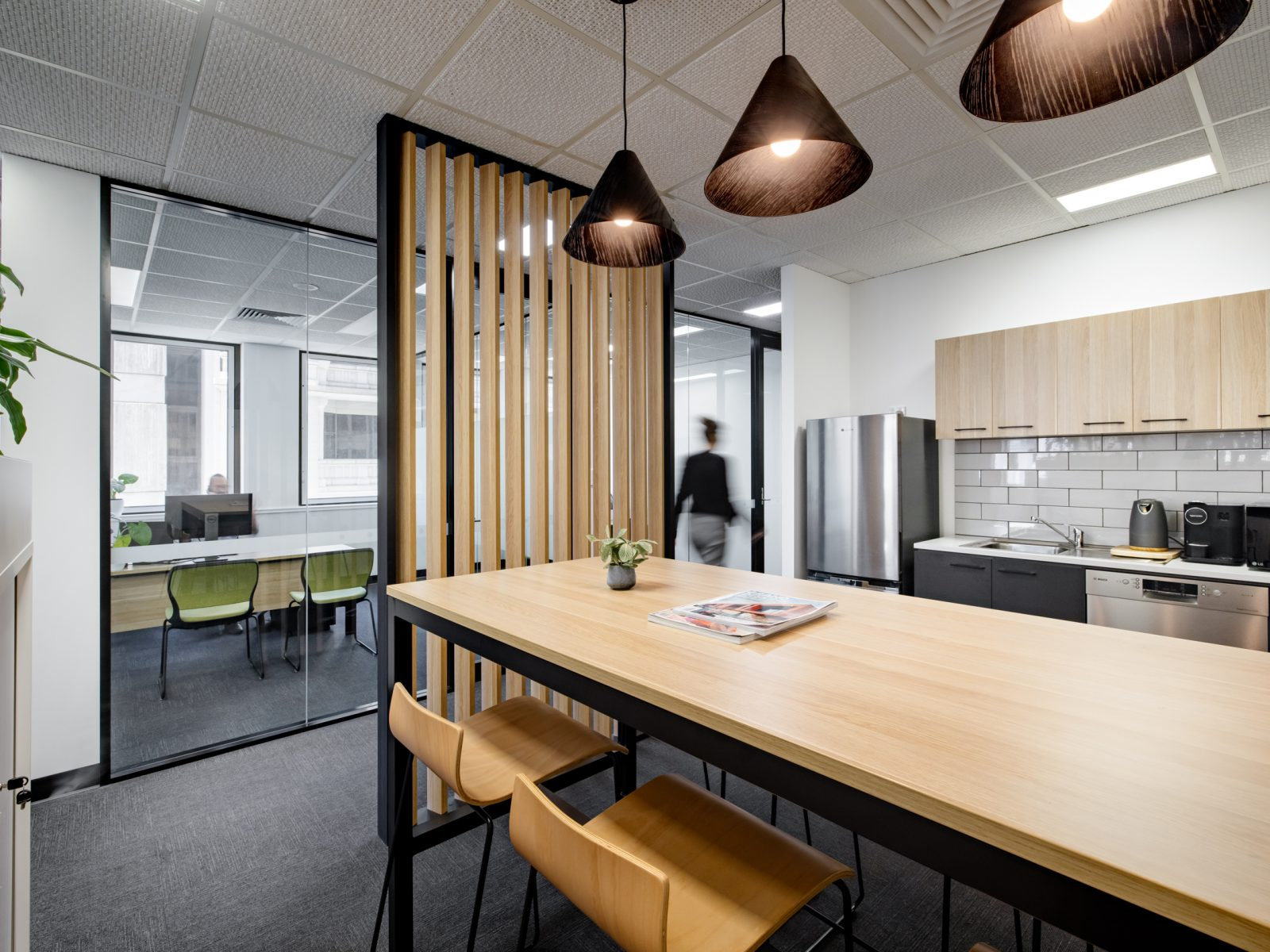 Office Fit Outs Adelaide, Greening Australia | Contour Interiors