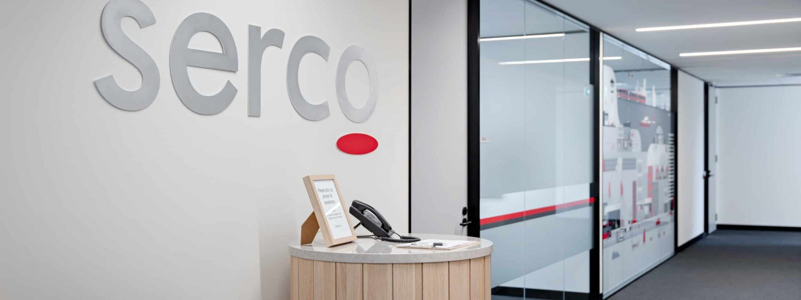 Office Fitouts Adelaide, Serco | Contour Interiors