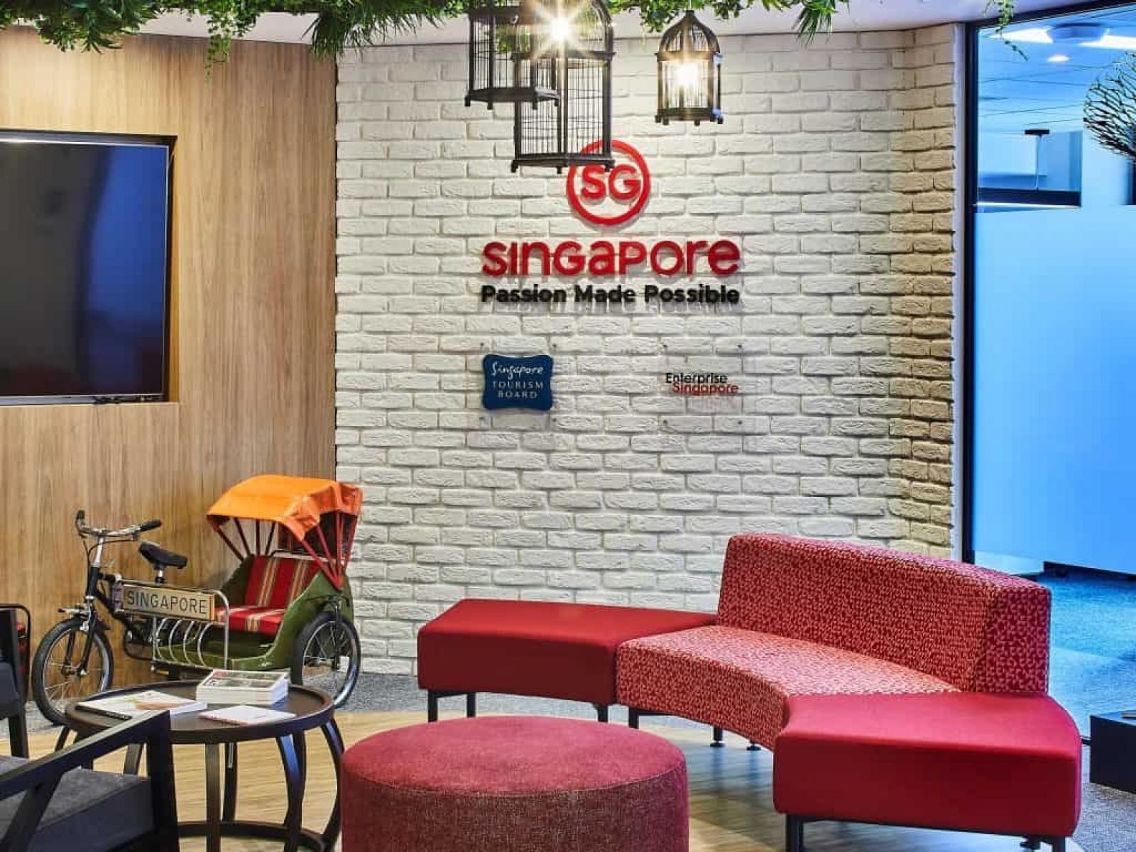 Office Fitouts Sydney, Singapore Tourism | Contour Interiors