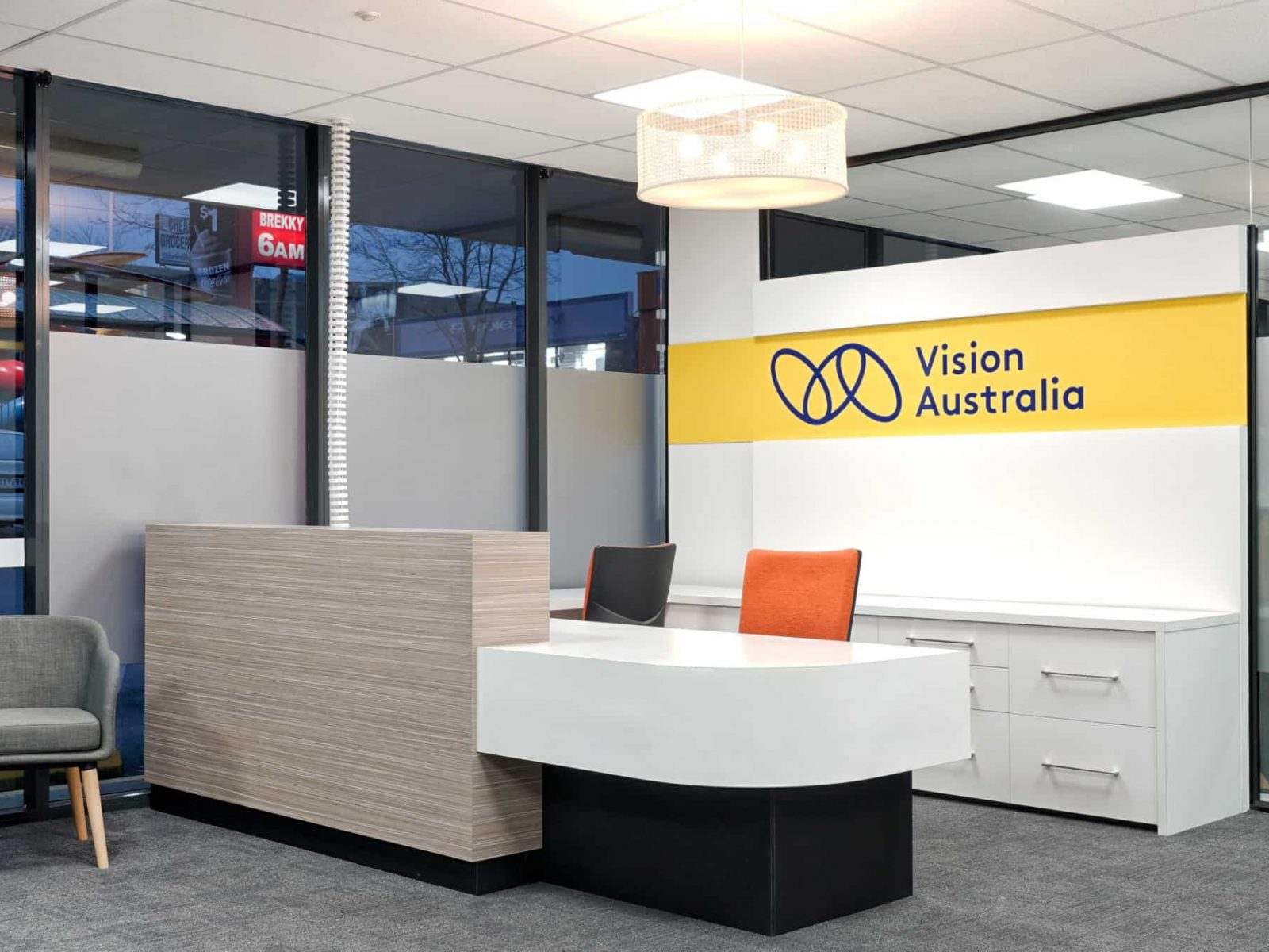 Vision Australia Medical Fitout | Contour Interiors