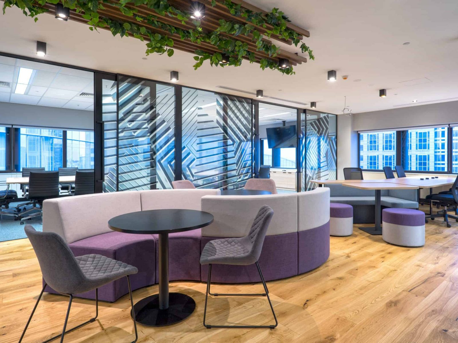 Office Fitouts Sydney, Care Super | Contour Interiors