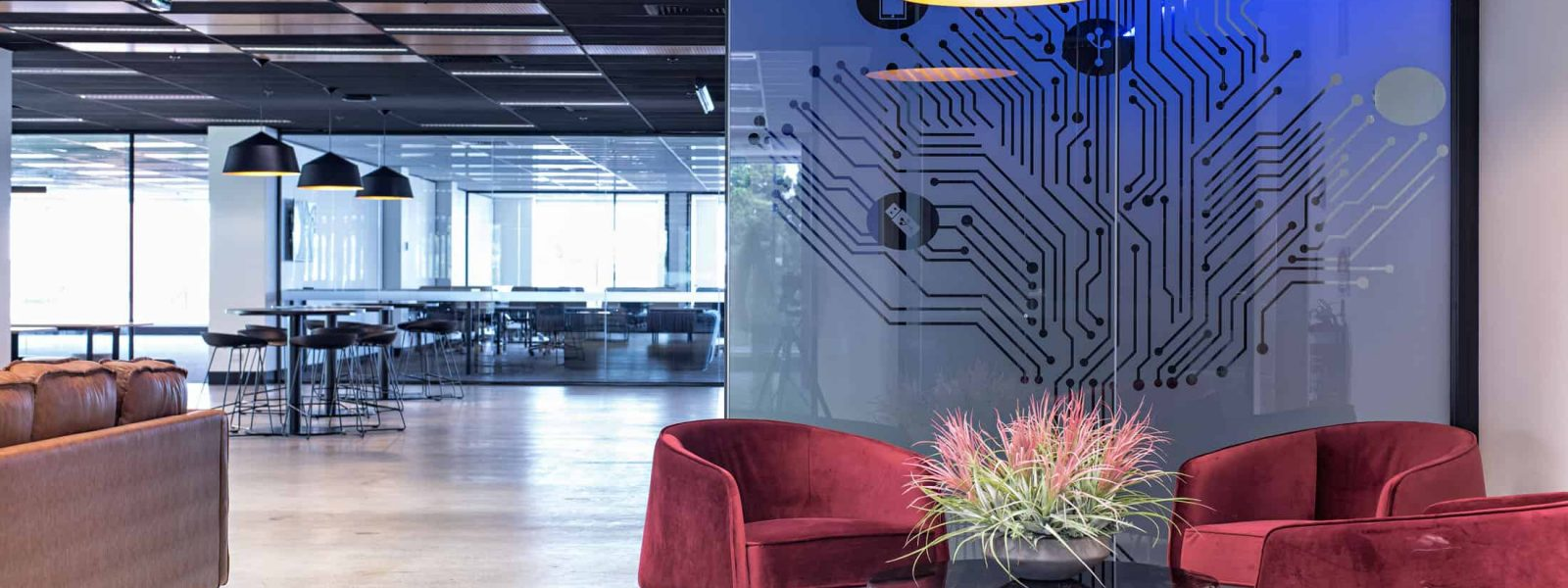 Office Fitouts Melbourne, Victory Offices | Contour Interiors