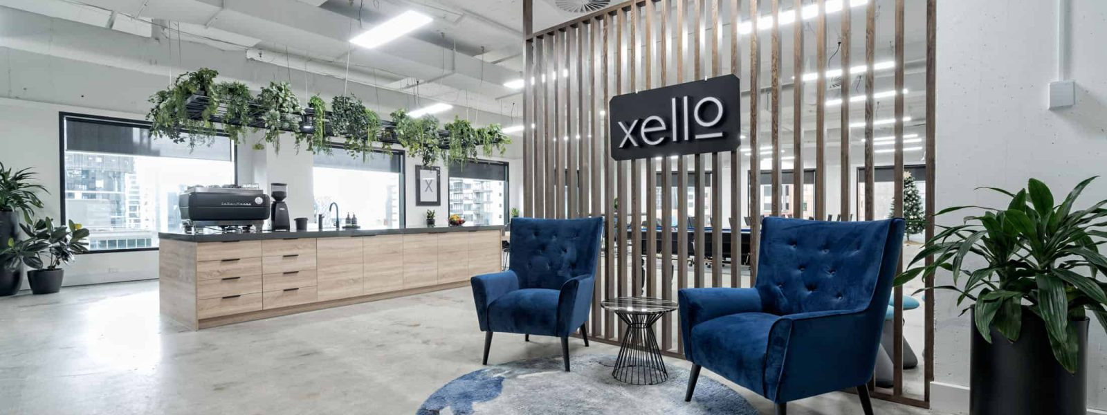 Office Fitouts Melbourne, Xello | Contour Interiors