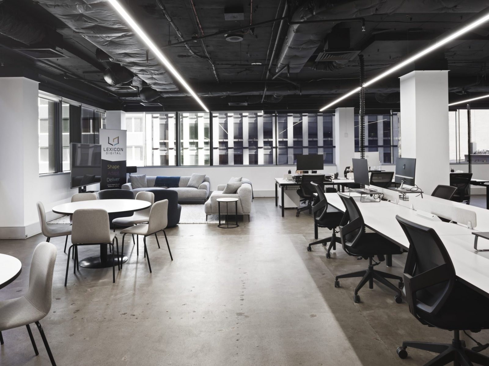 Office Fitouts Melbourne, Lexicon Digital | Contour Interiors