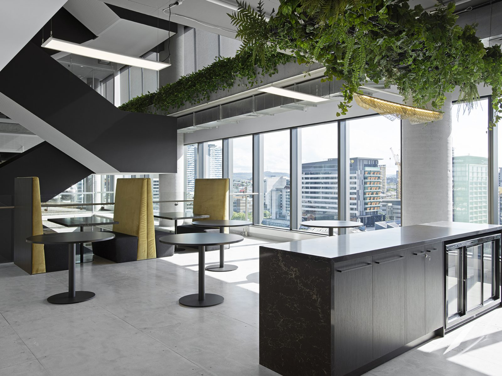 Office Layout, Victory Offices Brisbane | Contour Interiors
