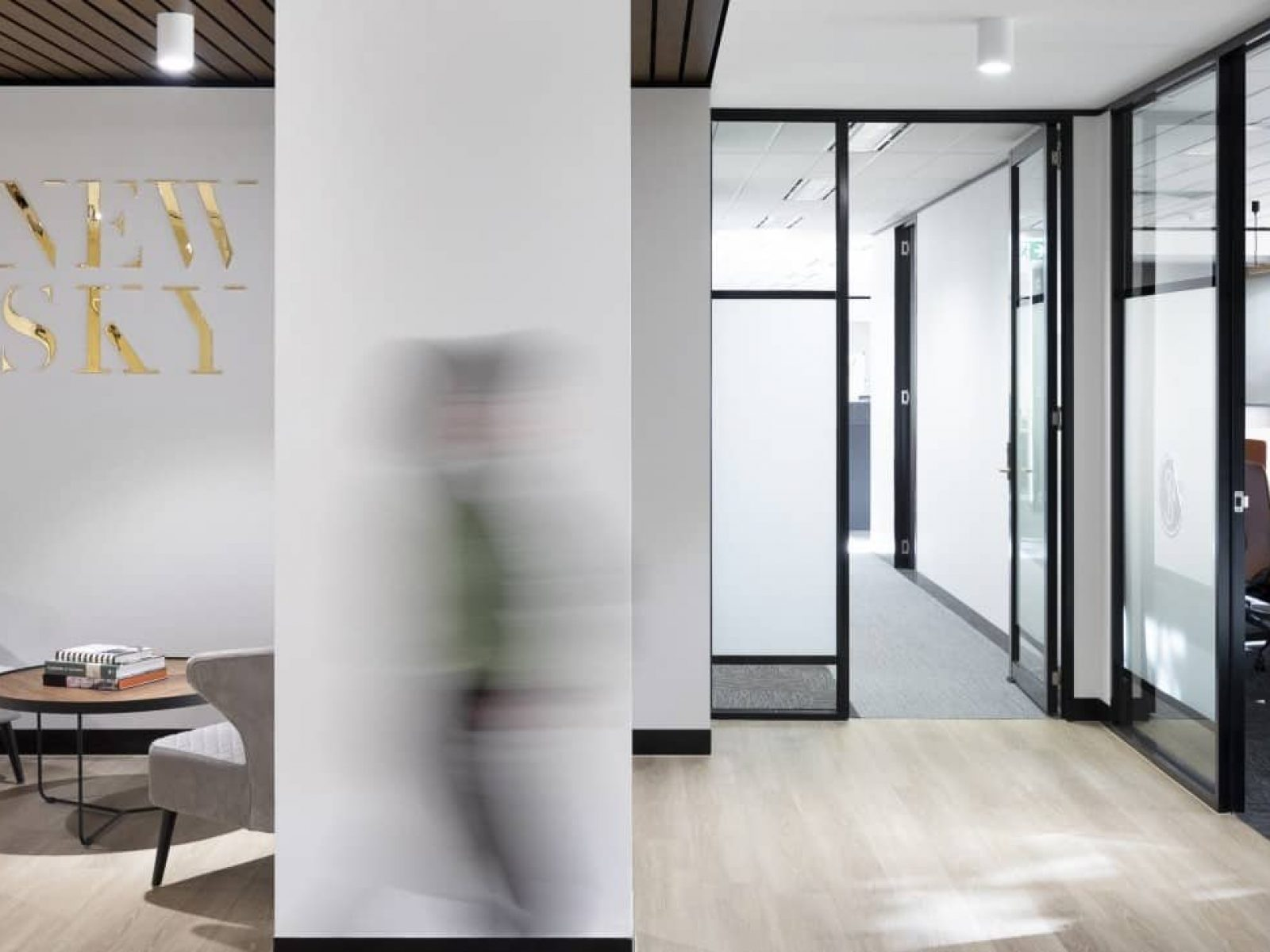 Office Fitouts Melbourne, New Sky Group | Contour Interiors
