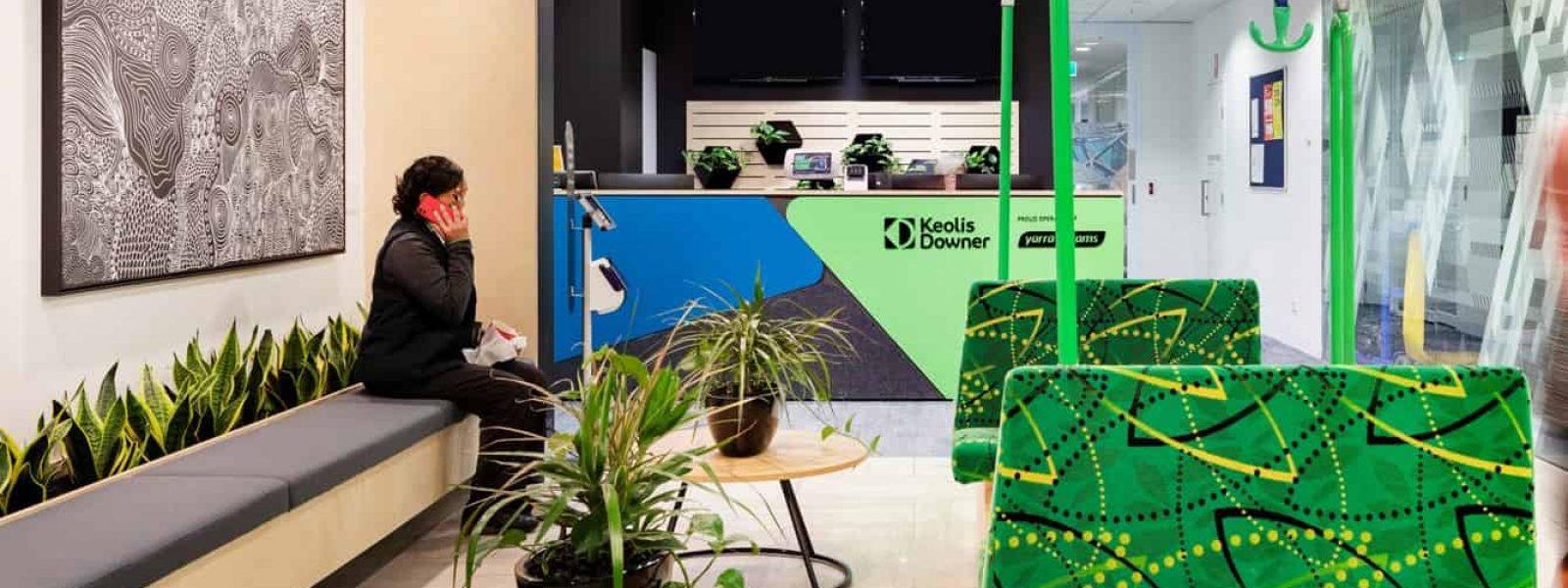Office Fitouts Melbourne, Yarra Trams | Contour Interiors